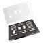 Film-de-protection-pour-DeLonghi-Autentica-29-660-amp-29-666-29-510-amp-29-620-tasses-Papiers miniature 6
