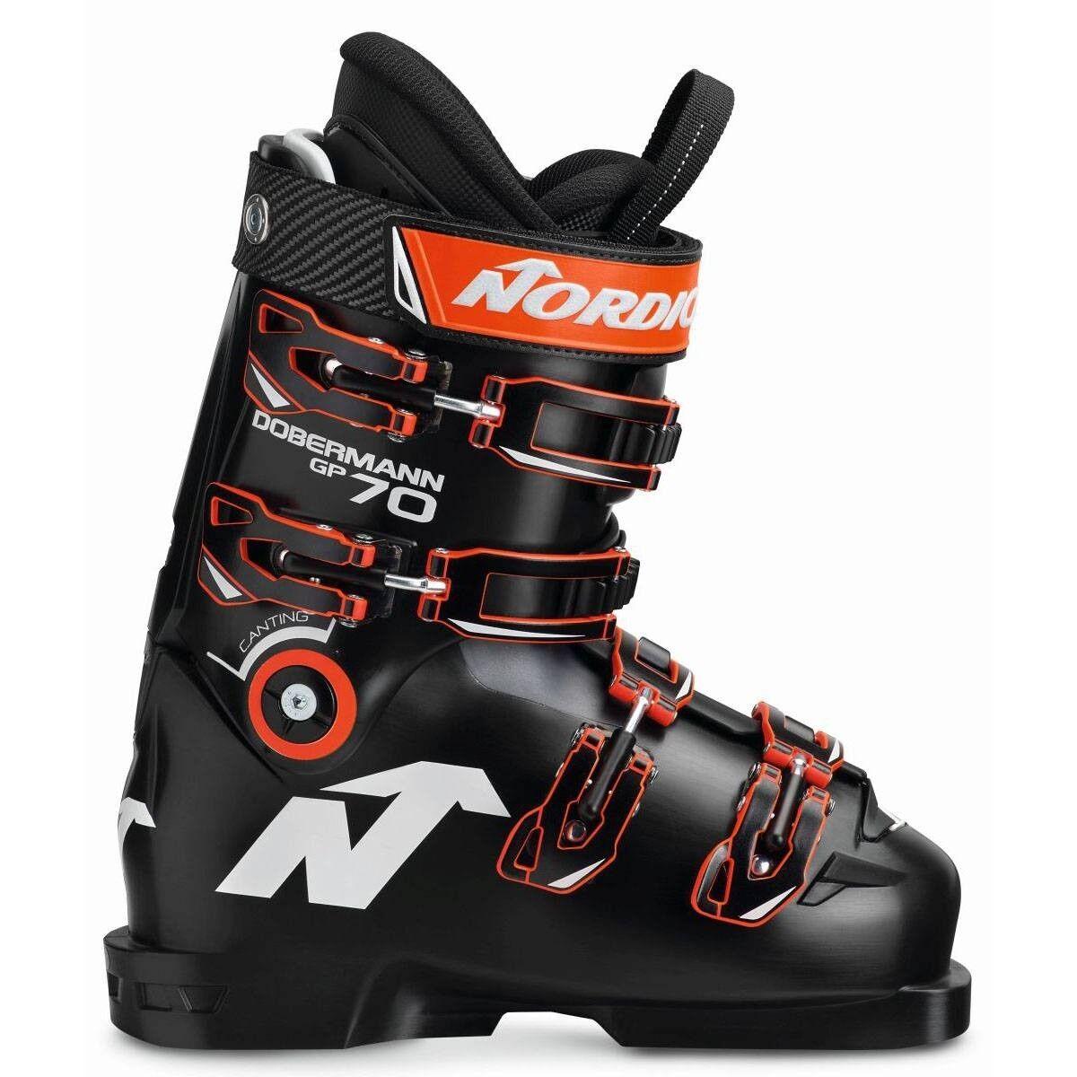 NORDICA DOBERMANN GP 70 scarponi da donna Nero