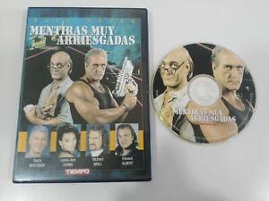 Mentiras-Muy-Arriesgadas-Hulk-Hogan-John-Murlowski-DVD-Espanol-English