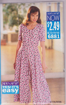 UNCUT in FF Choose Your Pattern!! Many BUTTERICK See /& Sew SEPARATES