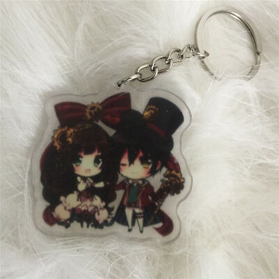Anime Code:Realize Cardia Beckford Arsene Lupin Abraham Acrylic Stand Figure Toy