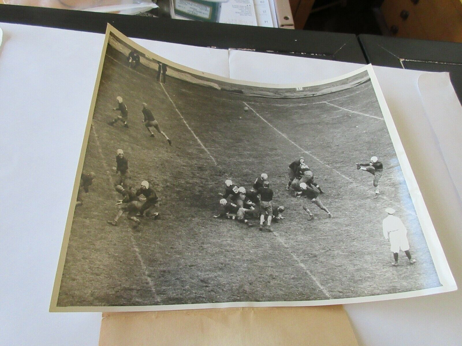New's Wire Original Photos with Byline ,Football , Yale