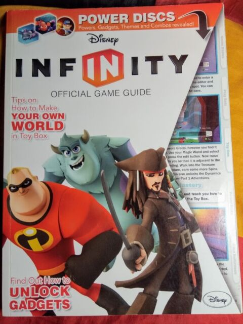 Disney Infinity: Prima's Official Game Guide (Paperback, 2013)