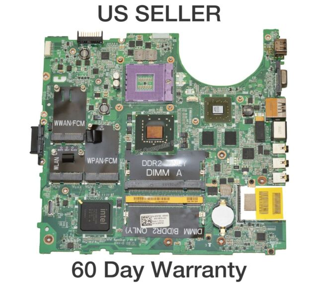 Dell Studio 1535 Intel Laptop Motherboard s478 31FM6MB0000 F973C