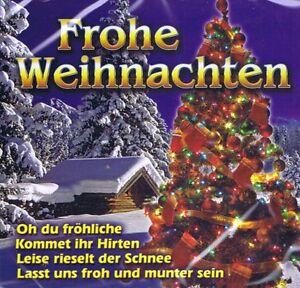 Frohe Weihnachten Cd.Details Zu Cd Neu Ovp Frohe Weihnachten Michael Schanze Peter Kraus U A