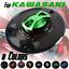 Fuel Gas Tank Cap Cover Aluminum Keyless for KAWASAKI ZX14 06-13 Concours 10-13