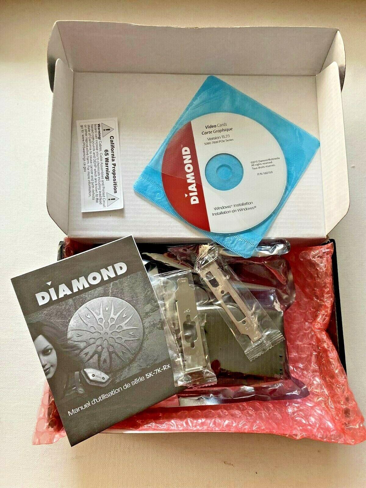 Diamond ATI Radeon HD 5450 (1GB) Graphics Card
