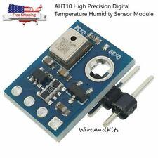 Aht10 High Precision Digital Temperature Humidity Sensor Module Us Ship