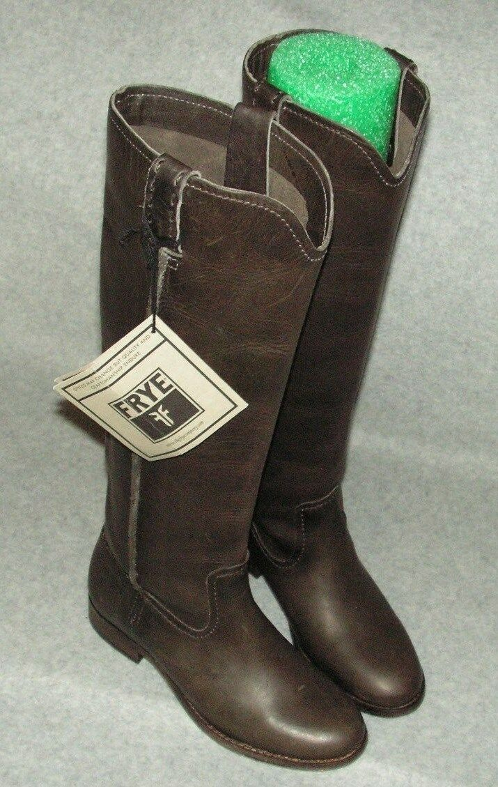 Frye Cara Tall Women  Knee High Boot  size 5.5  Color:Smoke washed oiled vintage