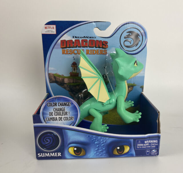 Dreamworks Dragons Rescue Riders Color Change Summer 6 ...