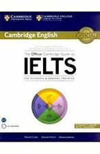 The Official Cambridge Guide to IELTS Student's Book with Answers with DVD-ROM by Pauline Cullen (2014, Paperback / Mixed Media)