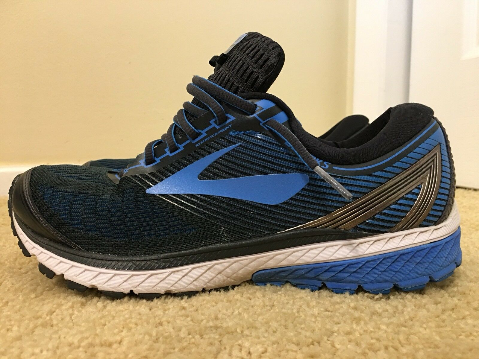 Brooks Ghost Hommes Chaussures 1102571d056 Running 10 dr1qxwd