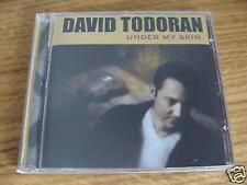 CD Album: David Todoran : Under My Skin
