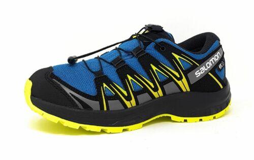 Salomon XA Pro 3D CSWP J Kinderschuhe Hikingschuh Blau Jungen