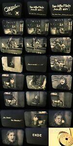 16mm-Film-Ozaphan-Kalle-1930-Jahre-Kintop-Der-Affe-Flick-kauft-ein-aus-Zirkuskin
