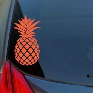 Pineapple-vinyl-sticker-decal-Hawaiian-Aloha-Maui-Lanai-Oahu-beach-tropical-808