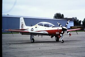2-226-2-Shorts-Tucano-Royal-Air-Force-ZE350-Kodachrome-SLIDE