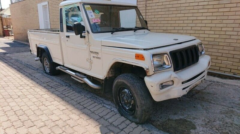 Mahindra Bolero 2,5D 4x2 Complete Bakkie Now For Stripping | Sandton |  Gumtree Classifieds South Africa | 488626124