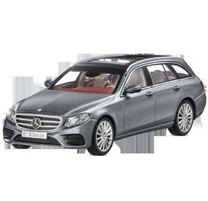 Mercedes-Benz-S-213-E-Class-T-Model-AMG-Line-Selenite-Grey-1-43-New-Boxed