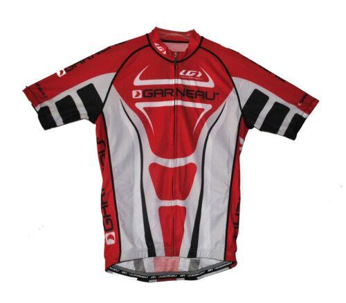 new Louis Garneau Performance Vuelta Carbon men/'s cycling jersey full zip grip