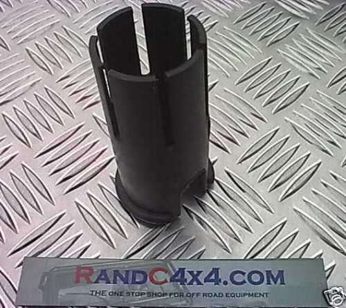 Land Rover Locking Wheel Nut Cover Removal Tool ANR5436