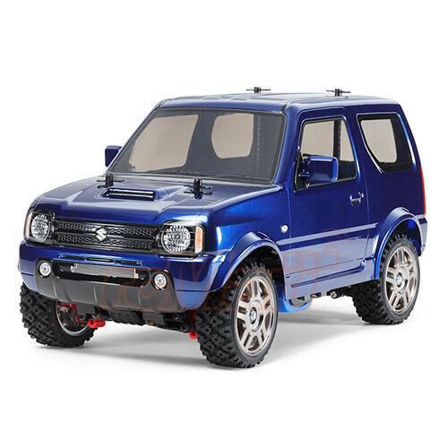 Tamiya 58614 Suzuki JIMNY Jb23 Kit Mf-01x 4wd | eBay