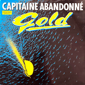 Gold-12-034-Capitaine-Abandonne-France-VG-EX