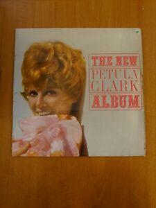 The-New-Petula-Clark-Album-VG-Vinyl-Album-LP-NPL-18118