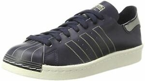 adidas-Superstar-80s-Decon-W-Sizes-6-5-9-5-Navy-RRP-110-Brand-New-BZ0501-RARE