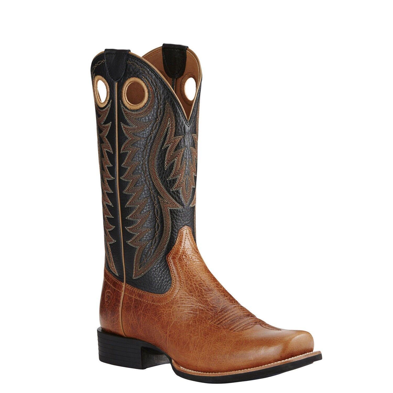 Ariat® Men's Cutter Classic Vx Gingersnap Brown & Black Boots 10019961