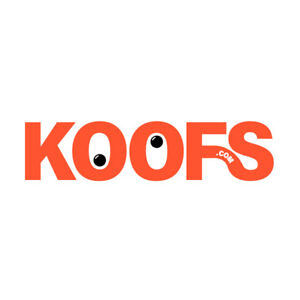 Koofs.com Pronounceable Like Goofs Fun Catchy Brandable 5 Letter Tag Domain Name