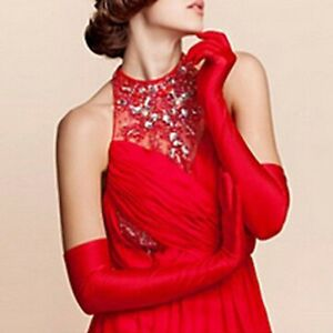 Long-Finger-Elbow-Sun-Protection-Satin-Gloves-And-Mittens-Opera-Evening-Party