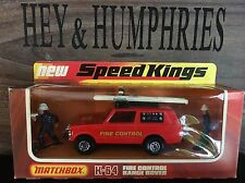 matchbox speedkings K-64A-1.Version mint 1.OVP excellent from 1976