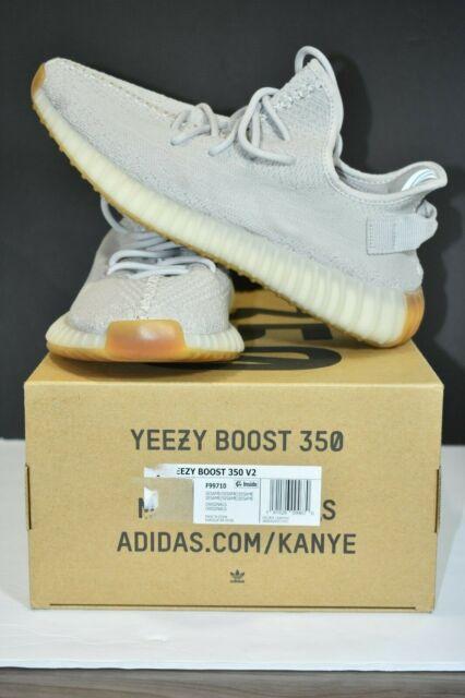 adidas Yeezy Boost 350 V2 Sesame Running Shoes for Men, Size 10US Sesame
