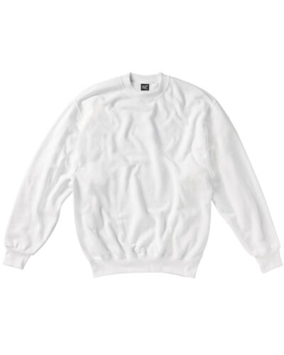 SG Men/'s Crew Neck Sweatshirt Sweater Plain Pull Over Jumper Size S-XXXL