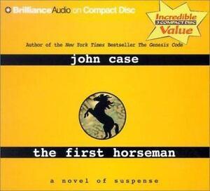 The-First-Horseman-by-John-Case-2002-CD-Abridged