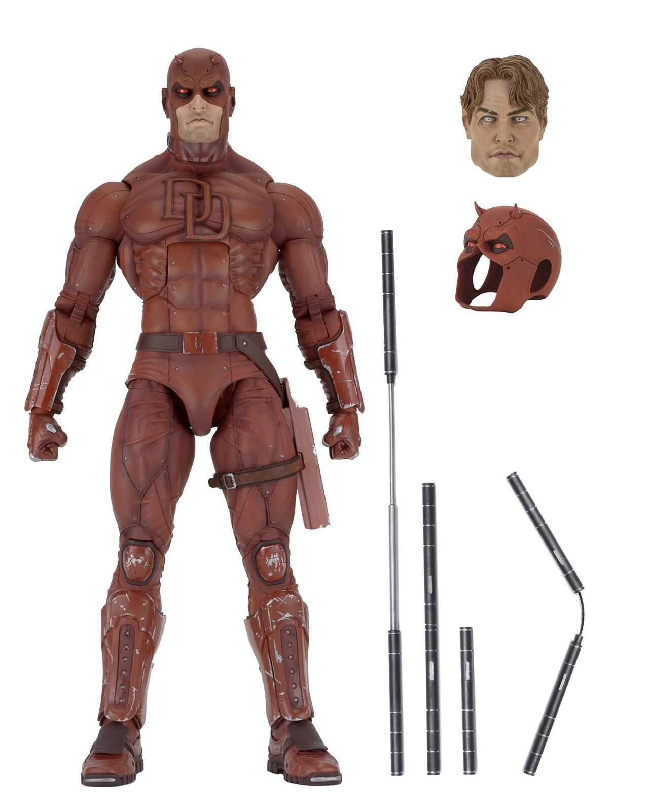 Marvel 61606 Action Figure, ROT