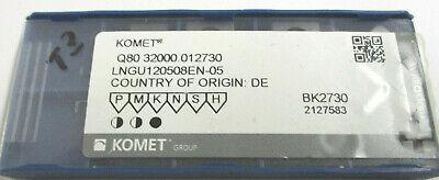 KOMET Klemmhalter Wendeplatten Drehhalter Klemmdrehhalter UV 16-801-80-90°-L neu