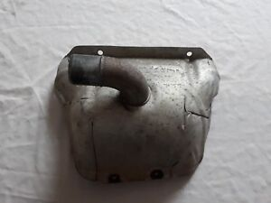 Volvo-S40-95-04-1-8-Petrol-Exhaust-Manifold-Cover-9207791