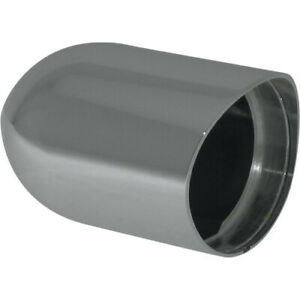 "KOSO Bullet Housing and 1.5"" Handlebar Bracket for koso Round Gauge (Chrome)"
