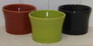 Fiesta-DIP-BOWL-Choice-of-Colors-Discontinued-amp-Current-Great-Accessory-Bowl