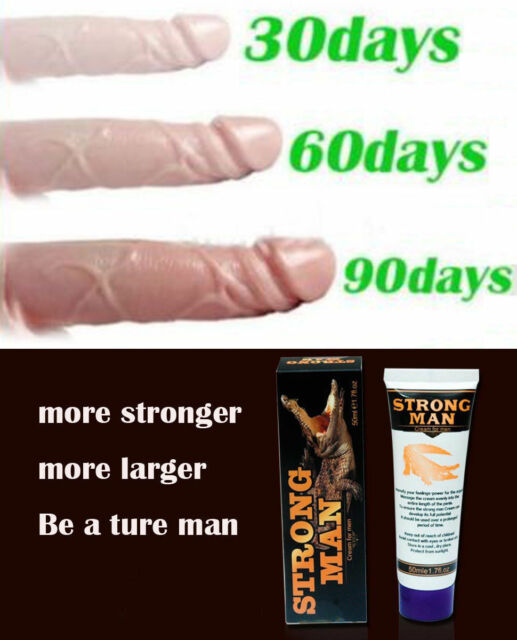 herbal Penis-enlargement cream Fast Effective For Men 50ml