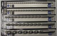 Master Mechanic 282-418 - 319 5pc Masonry Drill Bit Set 1/4 To 3/4 X 13