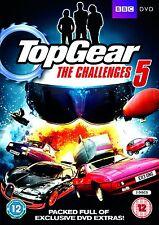 Top Gear - The Challenges 5 2er DVD NEU Jeremy Clarkson