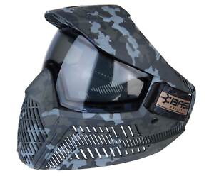 """/""""Black Camo/"""" Limited Edition BASE GS-O goggle system w// THERMAL lens Rare!"""