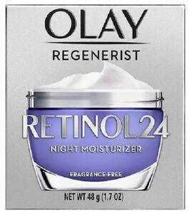 Olay Regenerist Retinol 24 & Vitamin B3 Night Moisturizer 1.7...