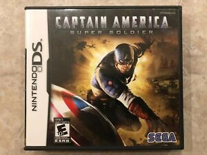 Captain-America-Super-Soldier-Nintendo-DS-Complete-w-Case-amp-Manual
