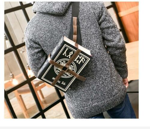 Sweet Lolita Vintage Magic Book Messenger Bag Harajuku Shoulder Bag Cosplay#E415
