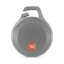 JBL Clip Plus Splashproof Portable Bluetooth Speaker Gray
