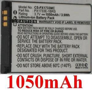 Bateria-1050mAh-tipo-PX1733-PX1733E-1BRS-PX1733U-Para-Toshiba-Camileo-S30